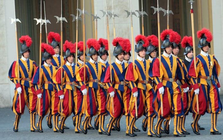 Papa'nın muhafızları - İsviçreli Muhafızlar