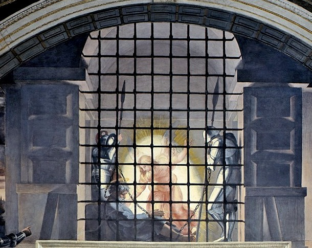 Heliodorus Odası - Raphael Odaları