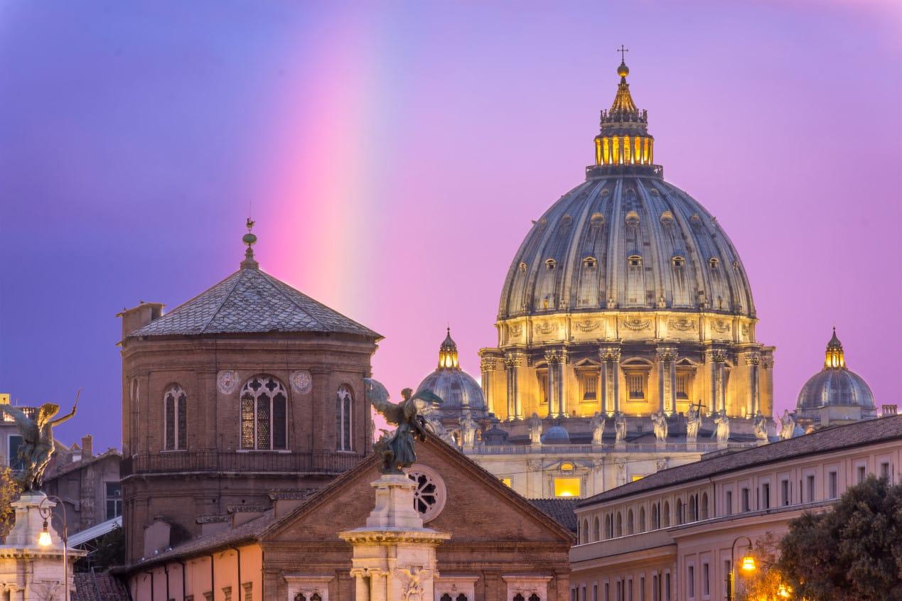Aziz Petrus Bazilikası - Vatikan Turu