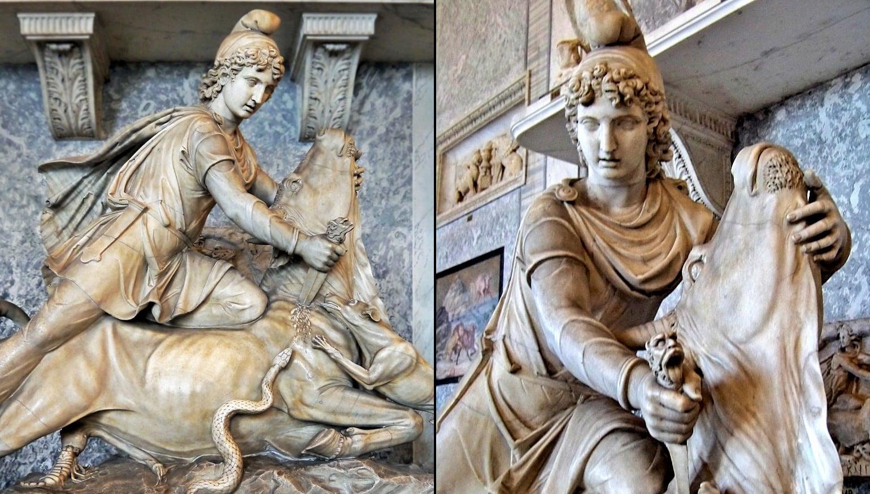 Pio Clementino Müzesi - Vatikan Müzeleri
