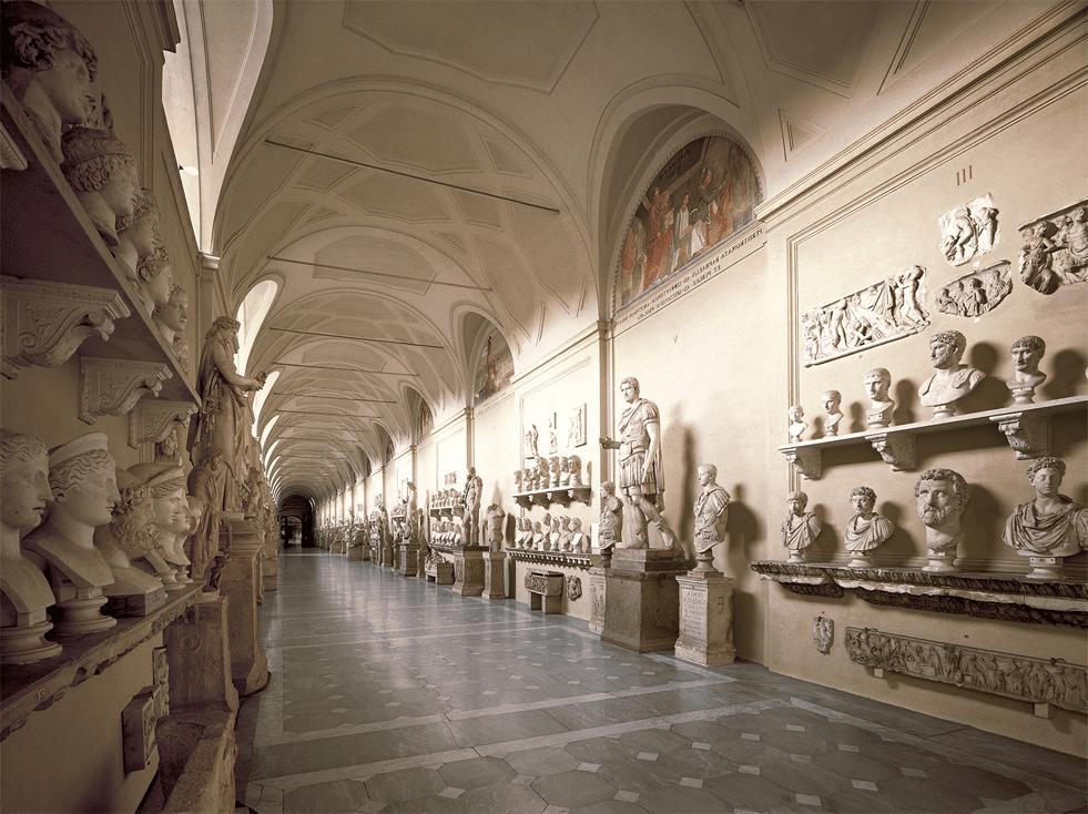 Chiaramonti Müzesi - Vatikan Müzeleri