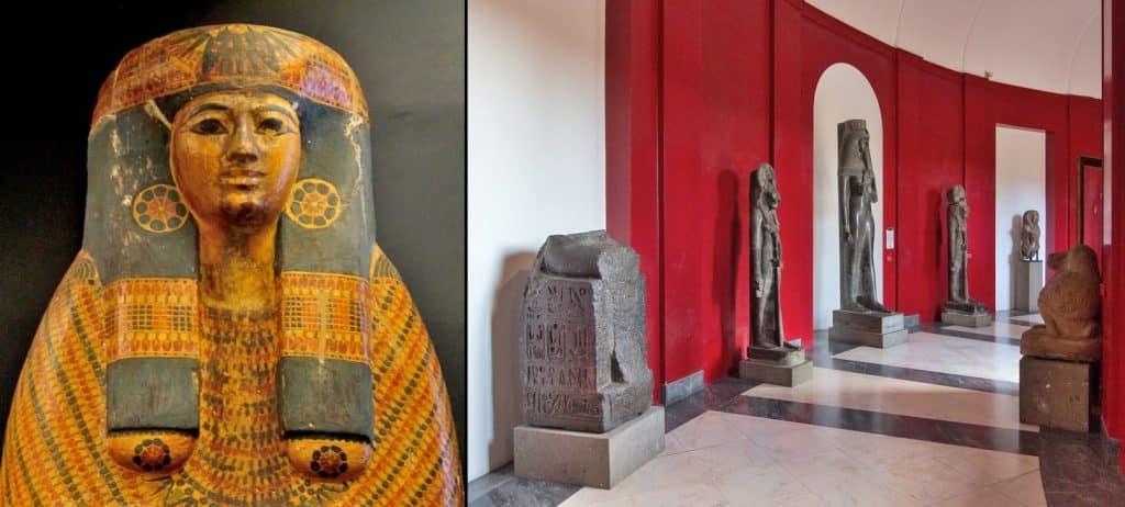 Gregorian Egyptian Museum - Vatikan Müzeleri
