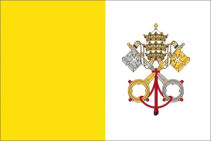 Vatikan Devleti Bayrağı