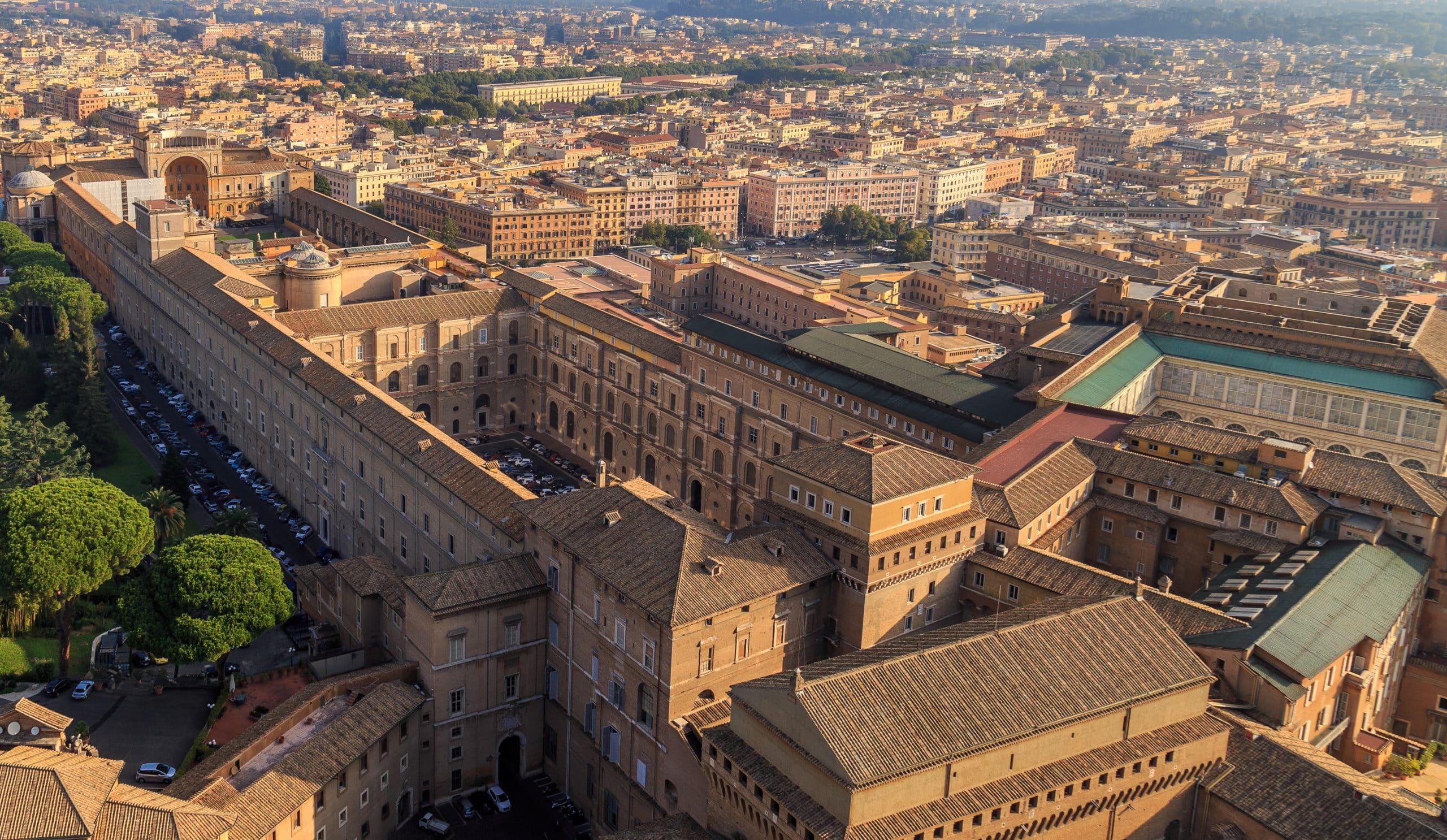 Vatikan Turları - Vatikan Müzeleri'nin Genel Görünümü