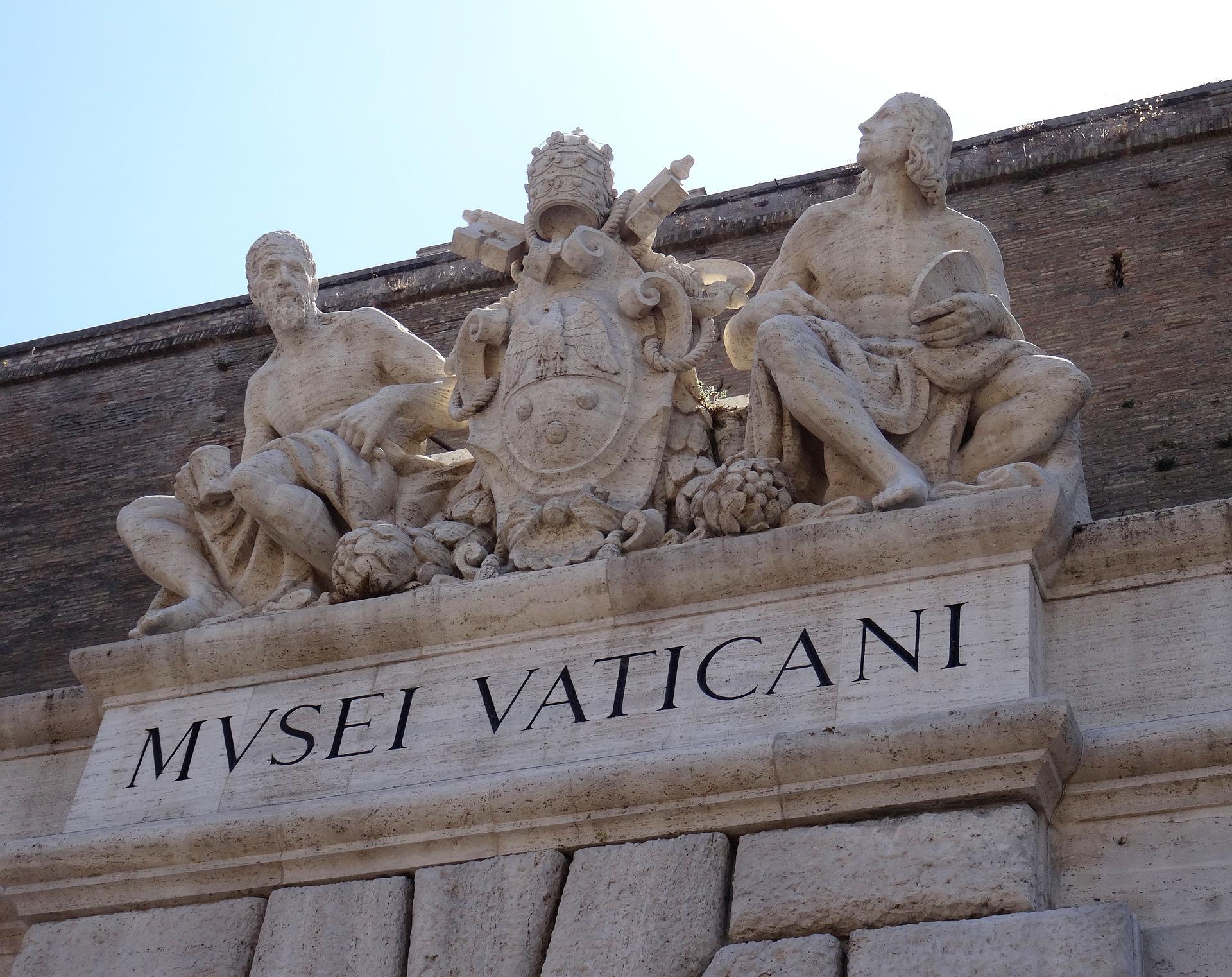 Vatikan'a nasıl gidilir - Vatikan Müzesi Girişi